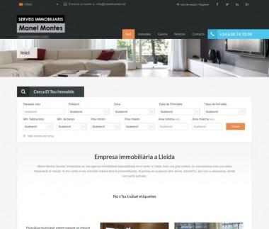 Immobiliaria Manel Montes