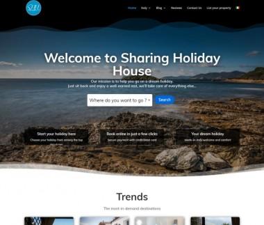Sharing Holiday House