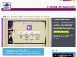 The Language Magician