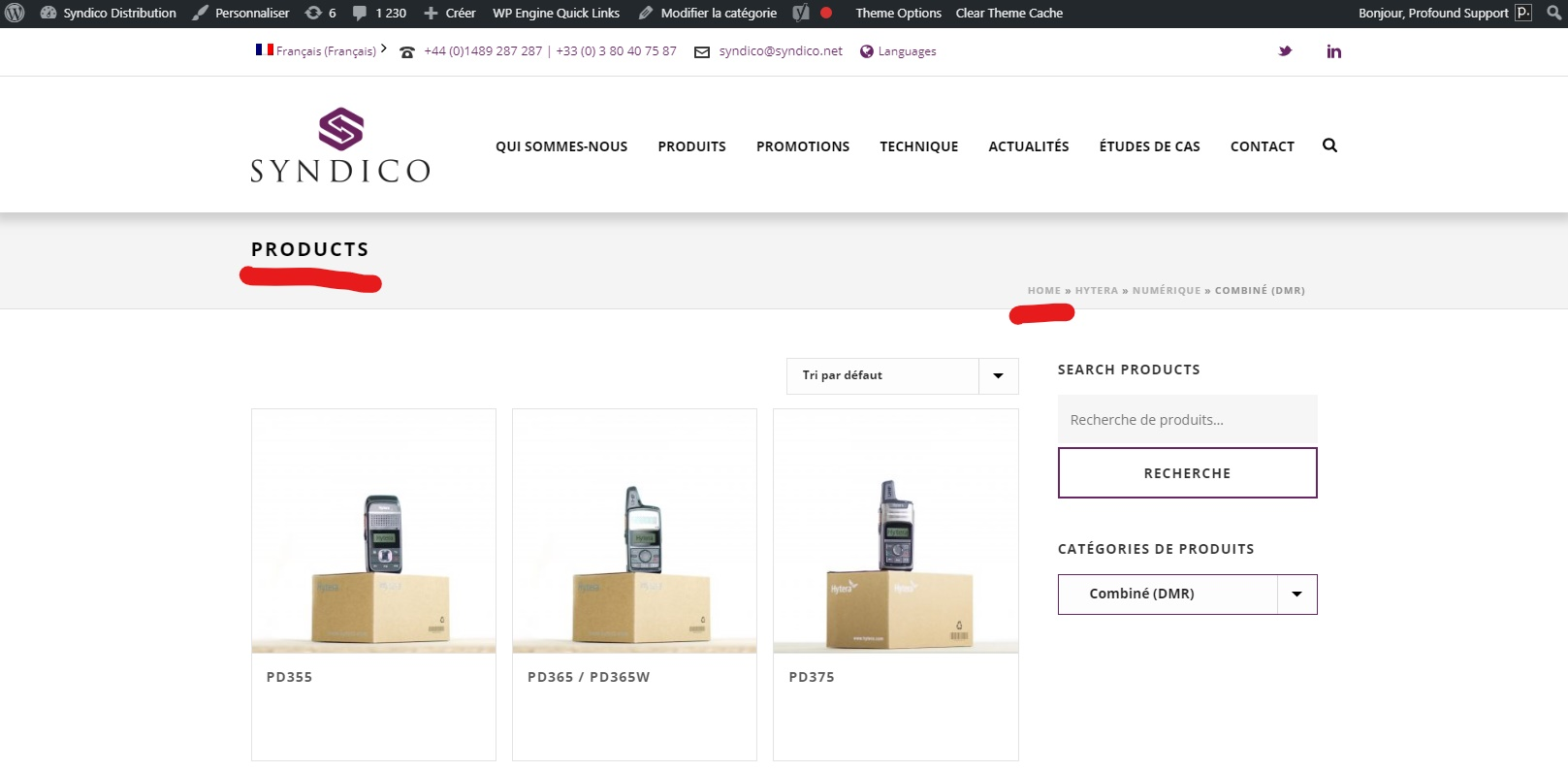 WooCommerce product page template translation - WPML