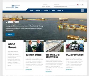 Casa Homs Logistics Agency