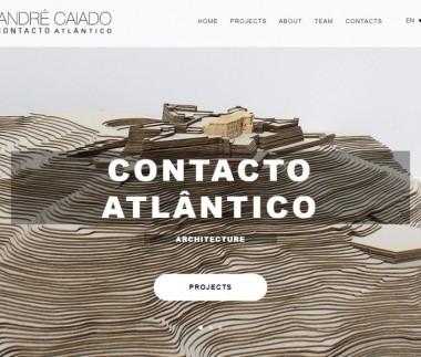 Contacto Atlantico – Andre Caiado Architecture
