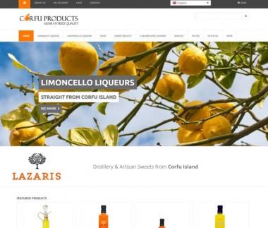 Corfu Products
