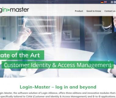 Login Master