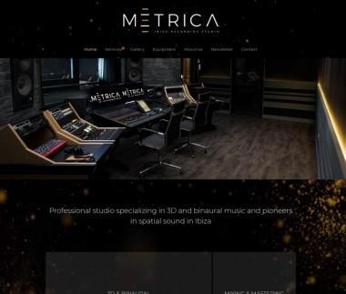 Metrica Recording Studio Ibiza