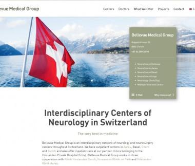 Bellevue Medical Group AG