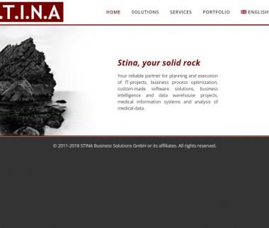 STINA | Global Website