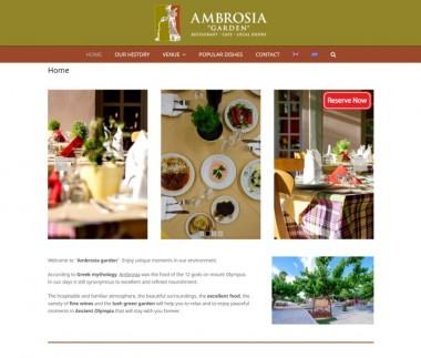 Ambrosia Garden