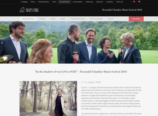 Rosendal Kammermusikkfestival