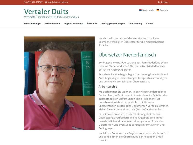 Duits Vertaler