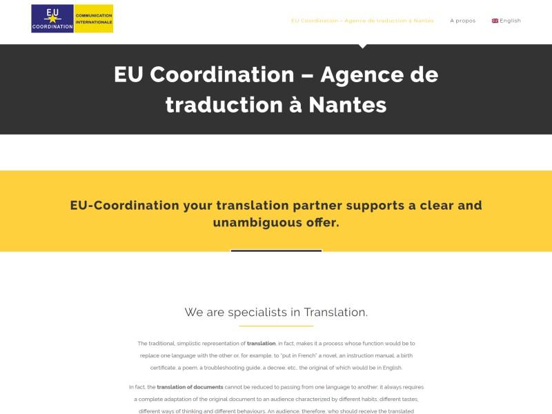 EU Coordination