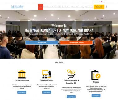 Ivanaj Foundations of New York and Tirana