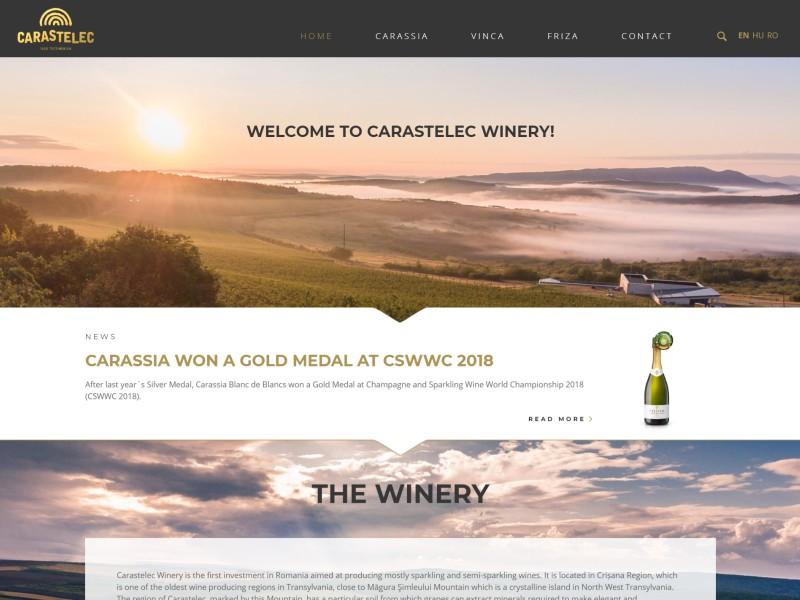 Carastelec winery