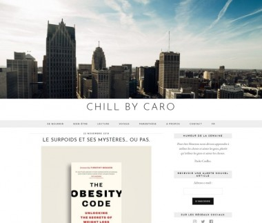 Chill by Caro
