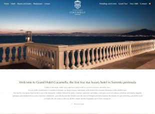 Grand Hotel Cocumella Sorrento, Italy