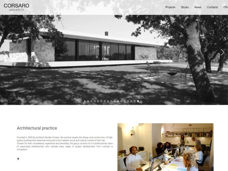 Corsaro Architetti – Architectural practice