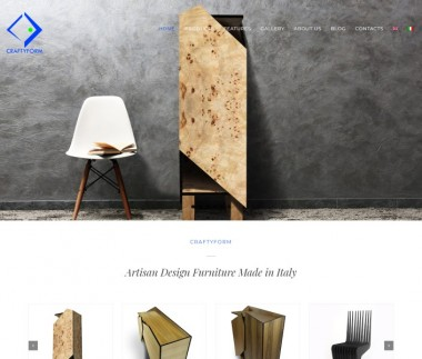 Craftyform – Artisan Furniture