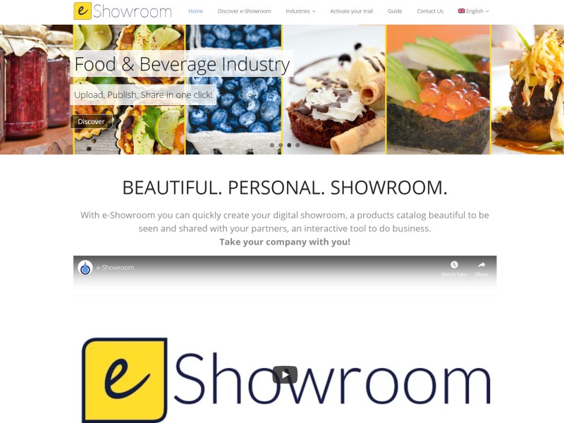 eShowroom