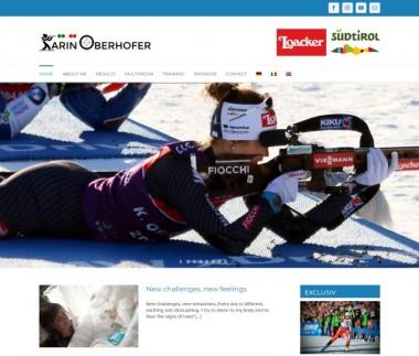 Karin Oberhofer official website