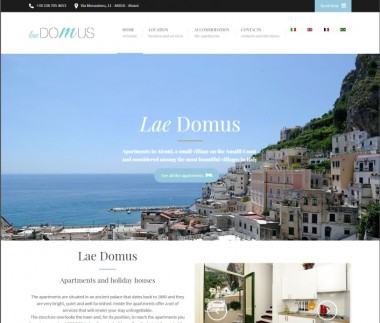 Lae Domus – Apartments in Amalfi Coast