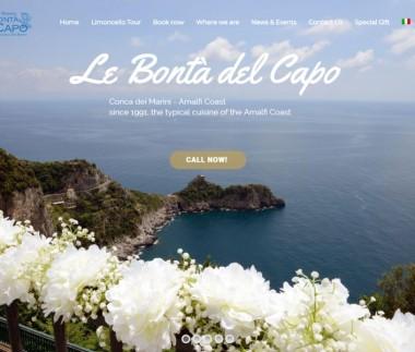 Le Bontà del Capo – Amalfi Coast Restaurant