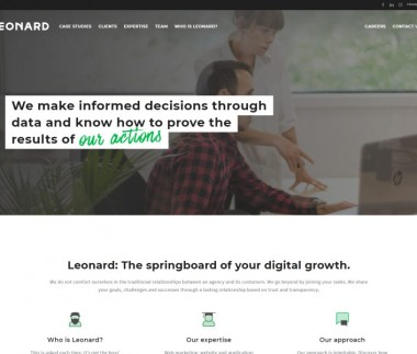 Leonard Web Agency