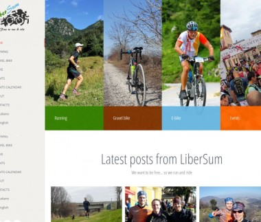 Libersum – free to run and ride