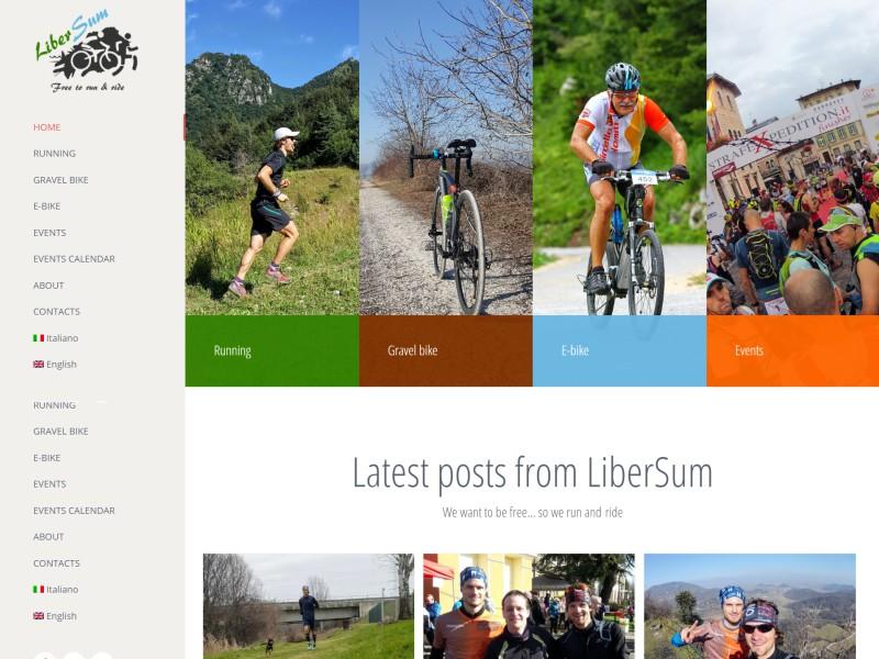 Libersum – free to run and ride