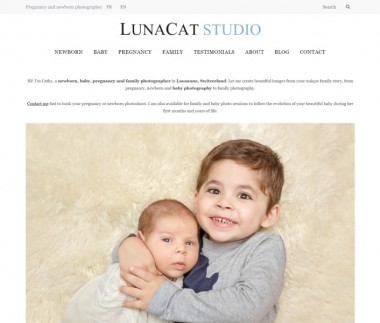 LunaCat Studio Photography