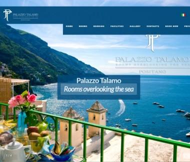 Palazzo Talamo – Hotel in Positano – Amalfi Coast