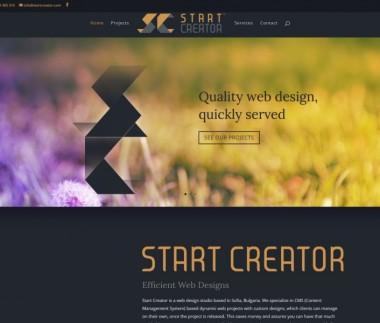 Start Creator