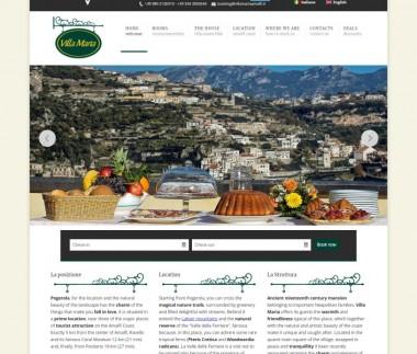 Villa Maria – Amalfi Coast B&B