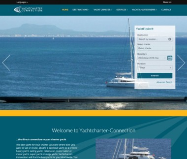 Yachtcharter Connection