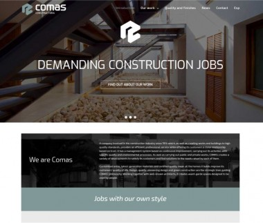 Comas constructor
