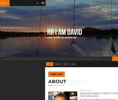 DavidLenherr.com