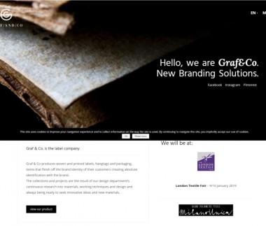 Graf & Co. – New Branding Solutions