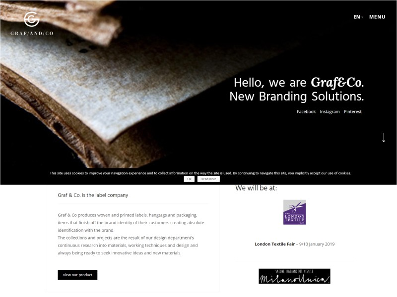 Graf & Co. – New Branding Solutions