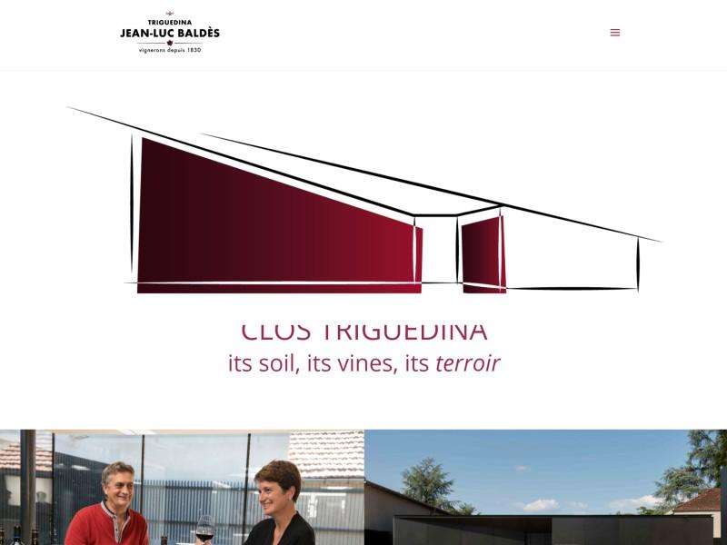 Clos Triguedina – JLBaldes Wines Cahors