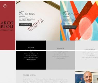 Marco Bertoli art consulting