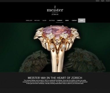 Meister Jewels, Watches and Silver
