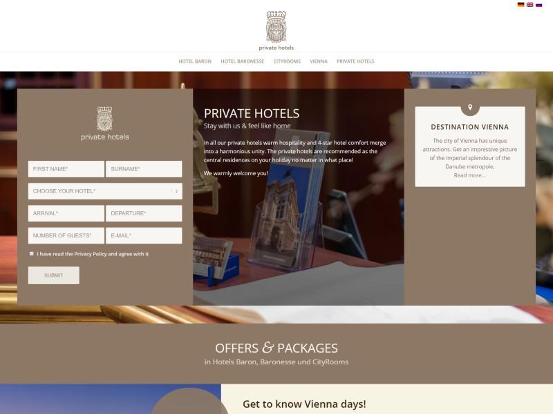 Private Hotels
