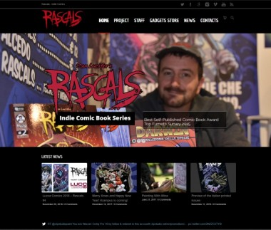 Rascals Comics