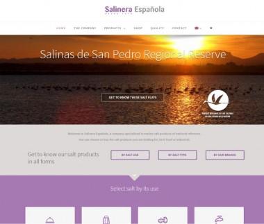 Salinera Española