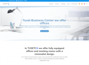 TusetCN Business center of Barcelona