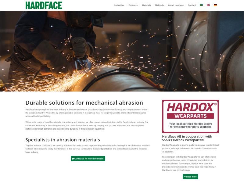 www.hardface.se