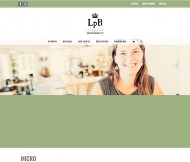 LpB – La p'tite Brûlerie