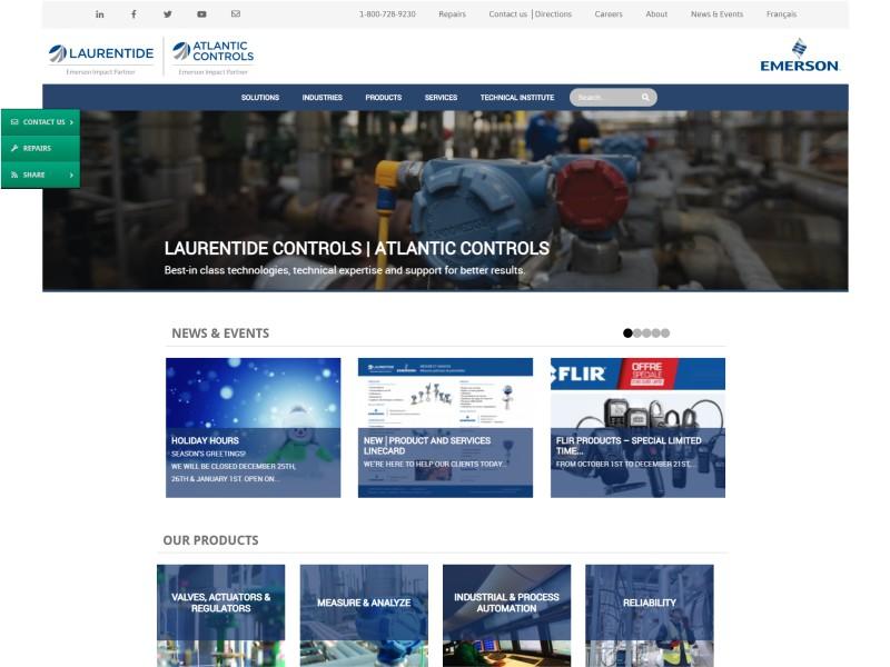Laurentide Controls