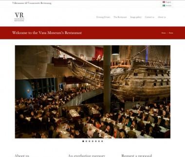 www.vasamuseetsrestaurang.se