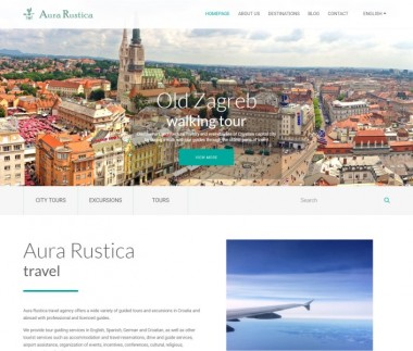 Aura Rustica travel
