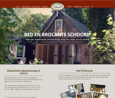Bed and Brocante Schoorl